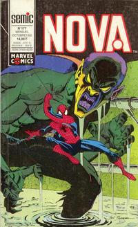 Cover Thumbnail for Nova (Semic S.A., 1989 series) #177