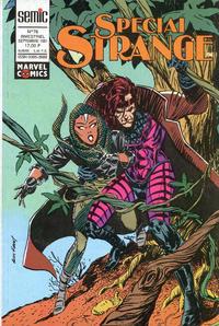 Cover Thumbnail for Spécial Strange (Semic S.A., 1989 series) #76