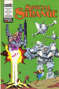 Cover Thumbnail for Spécial Strange (Semic S.A., 1989 series) #78
