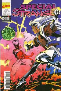 Cover Thumbnail for Spécial Strange (Semic S.A., 1989 series) #105