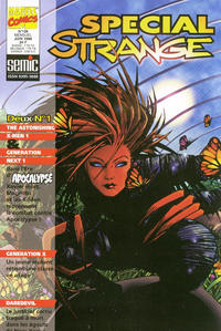 Cover Thumbnail for Spécial Strange (Semic S.A., 1989 series) #109