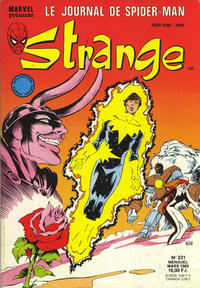 Cover Thumbnail for Strange (Semic S.A., 1989 series) #231