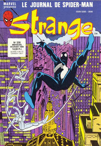 Cover for Strange (Semic S.A., 1989 series) #230
