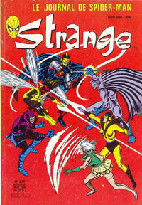 Cover for Strange (Semic S.A., 1989 series) #233