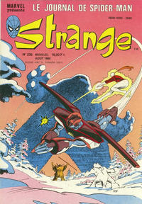 Cover Thumbnail for Strange (Semic S.A., 1989 series) #236