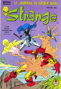 Cover Thumbnail for Strange (Semic S.A., 1989 series) #239