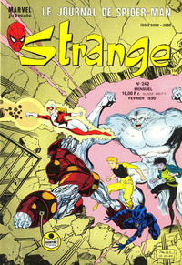Cover Thumbnail for Strange (Semic S.A., 1989 series) #242