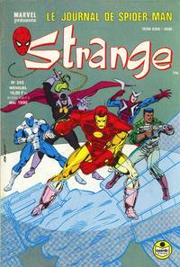 Cover Thumbnail for Strange (Semic S.A., 1989 series) #245
