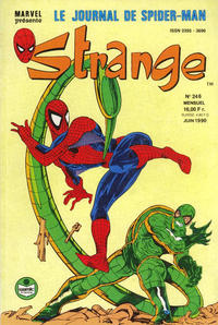 Cover Thumbnail for Strange (Semic S.A., 1989 series) #246