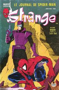 Cover Thumbnail for Strange (Semic S.A., 1989 series) #248