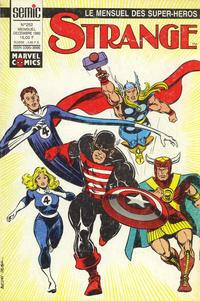 Cover Thumbnail for Strange (Semic S.A., 1989 series) #252