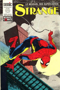 Cover Thumbnail for Strange (Semic S.A., 1989 series) #258