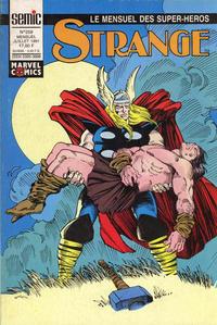 Cover Thumbnail for Strange (Semic S.A., 1989 series) #259