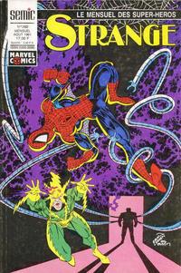 Cover Thumbnail for Strange (Semic S.A., 1989 series) #260