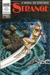 Cover Thumbnail for Strange (Semic S.A., 1989 series) #261