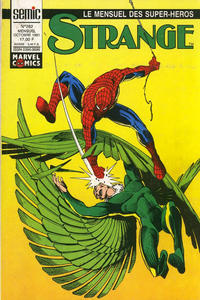 Cover Thumbnail for Strange (Semic S.A., 1989 series) #262