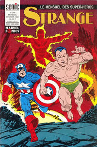 Cover Thumbnail for Strange (Semic S.A., 1989 series) #266