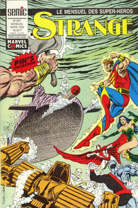 Cover Thumbnail for Strange (Semic S.A., 1989 series) #267