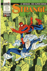 Cover Thumbnail for Strange (Semic S.A., 1989 series) #270