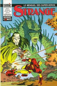 Cover Thumbnail for Strange (Semic S.A., 1989 series) #271
