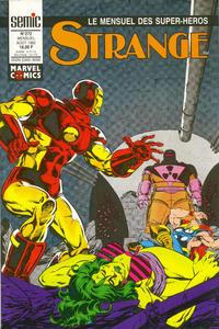 Cover Thumbnail for Strange (Semic S.A., 1989 series) #272