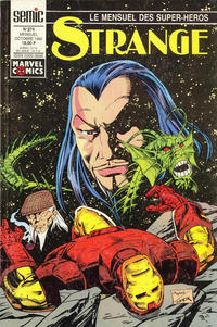 Cover Thumbnail for Strange (Semic S.A., 1989 series) #274