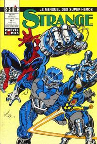 Cover Thumbnail for Strange (Semic S.A., 1989 series) #275