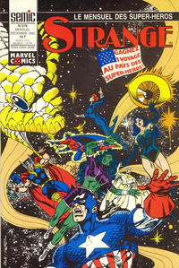Cover Thumbnail for Strange (Semic S.A., 1989 series) #276