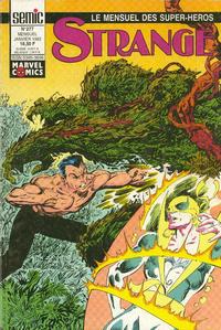 Cover Thumbnail for Strange (Semic S.A., 1989 series) #277