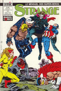 Cover Thumbnail for Strange (Semic S.A., 1989 series) #287