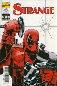 Cover Thumbnail for Strange (Semic S.A., 1989 series) #308