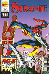 Cover Thumbnail for Strange (Semic S.A., 1989 series) #315