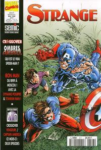 Cover Thumbnail for Strange (Semic S.A., 1989 series) #317