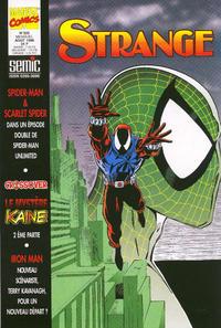 Cover Thumbnail for Strange (Semic S.A., 1989 series) #320
