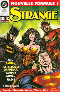 Cover Thumbnail for Strange (Semic S.A., 1989 series) #325