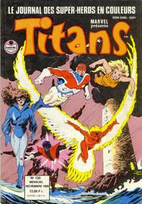Cover Thumbnail for Titans (Semic S.A., 1989 series) #130