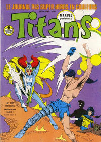 Cover Thumbnail for Titans (Semic S.A., 1989 series) #132
