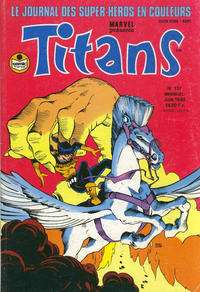Cover Thumbnail for Titans (Semic S.A., 1989 series) #137