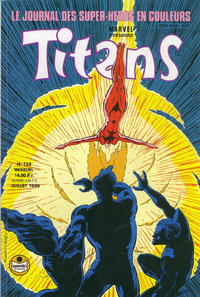 Cover Thumbnail for Titans (Semic S.A., 1989 series) #138