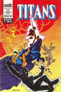 Cover Thumbnail for Titans (Semic S.A., 1989 series) #142