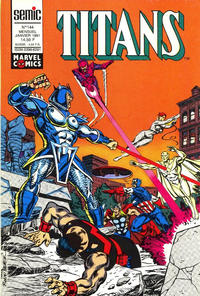 Cover Thumbnail for Titans (Semic S.A., 1989 series) #144