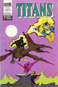 Cover Thumbnail for Titans (Semic S.A., 1989 series) #145