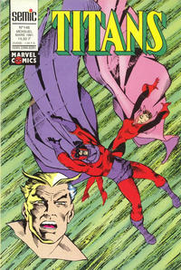 Cover Thumbnail for Titans (Semic S.A., 1989 series) #146