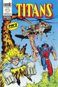 Cover Thumbnail for Titans (Semic S.A., 1989 series) #159