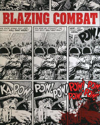 Cover Thumbnail for The Blazing Combat Collection (Fantagraphics, 2010 series)