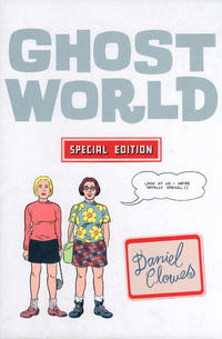 Cover Thumbnail for Ghost World: Special Edition (Fantagraphics, 2008 series)
