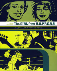 Cover Thumbnail for Love and Rockets Library (Fantagraphics, 2007 series) #[3] - The Girl from H.O.P.P.E.R.S.