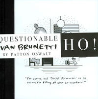 Cover Thumbnail for Ho! The Morally Questionable Cartoons of Ivan Brunetti (Fantagraphics, 2009 series)