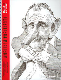 Cover Thumbnail for American Presidents (Fantagraphics, 2008 series)