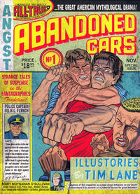 Cover Thumbnail for Abandoned Cars (Fantagraphics, 2010 series)